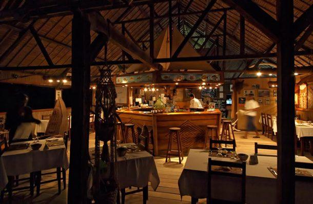 restaurant Hôtel maningory madagascar