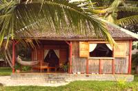 Bungalow familliale, Maningory Hôtel-Restaurant, Île aux Nattes, Sainte-Marie, Madagascar